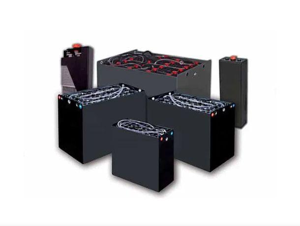 Baterias para empilhadores e porta paletes