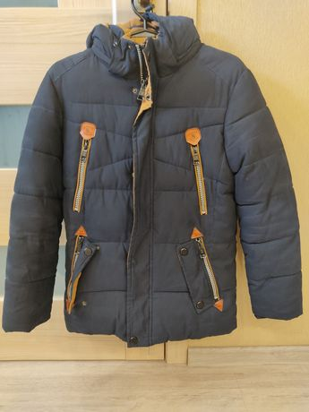 Зимняя курточка [Длина - 69см, Длина рукава - 60см, Ширина куртки - 49