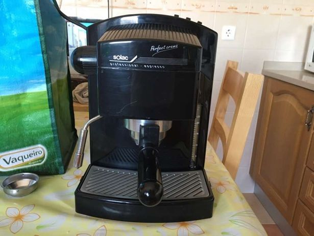 Maquina de café Solac