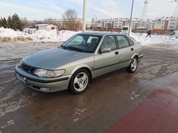 Saab 9-3 2.0 turbo benzyna 2002