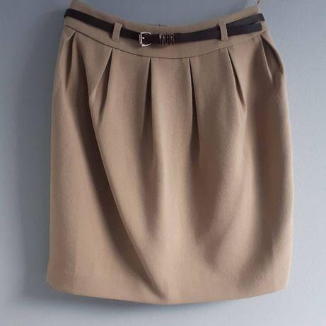 Beżowa spódnica TopSecret XS