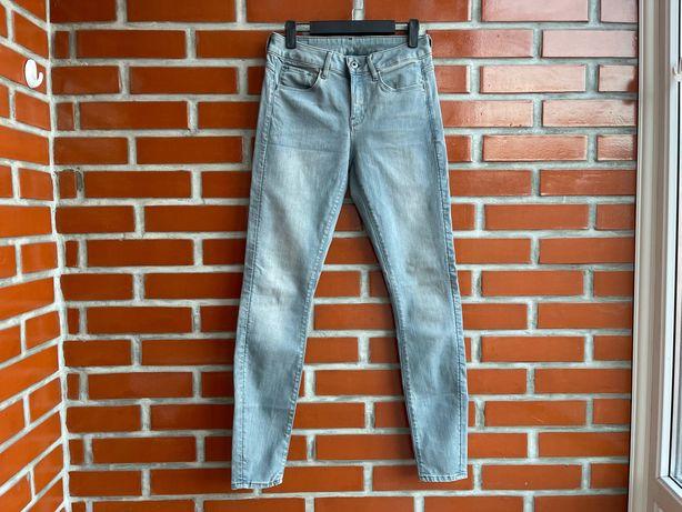 G-Star Raw оригинал женские джинсы размер 29 Г стар Б У