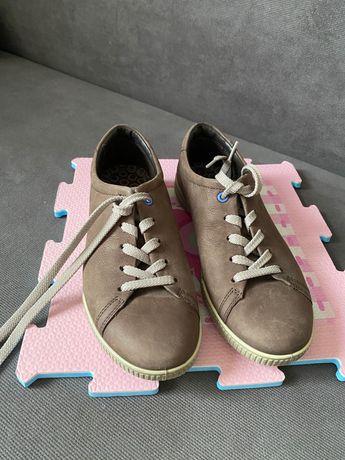 Туфли кеды ecco 38 размер