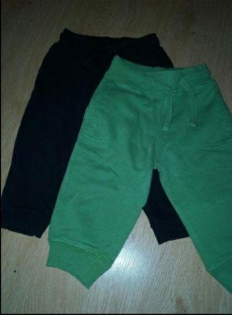 Spodnie dresowe hm rozm 80-86