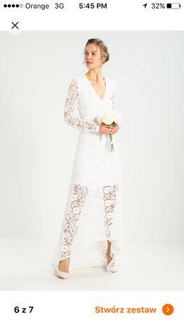 Sukienka YAS, wesele