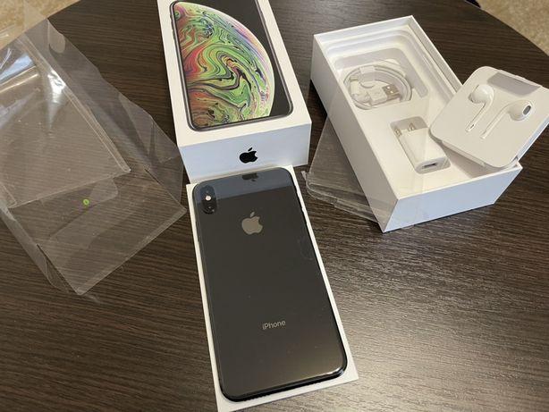 iPhone XS MAX 256gb стан нового весь комплект
