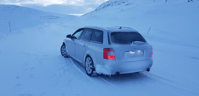 Audi A4 B6 3.0 Quattro LPG Możliwa Zamiana