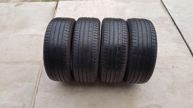Komplet opon 215/50 R18 92W Bridgestone Turanza T001 17r 6mm