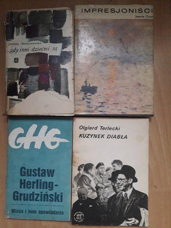 """Gustaw Herling-Grudziński, """"Wieża i inne opowiadania""""."""