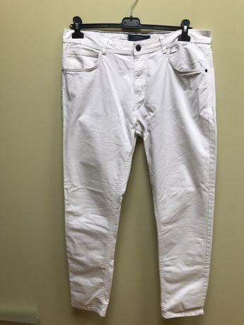 Męskie spodnie ZARA 36/36 jak nowe