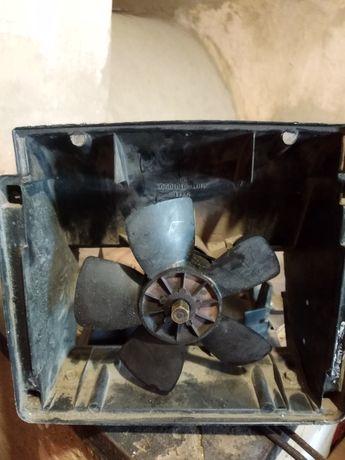 Вентилятор ваз