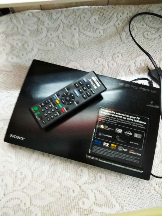 Blu-ray Sony bdp s185 Kęty - image 1