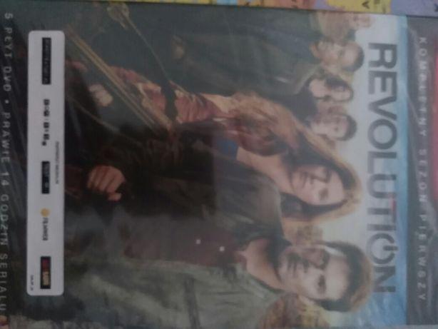 Revolution serial 1 sezon nowy