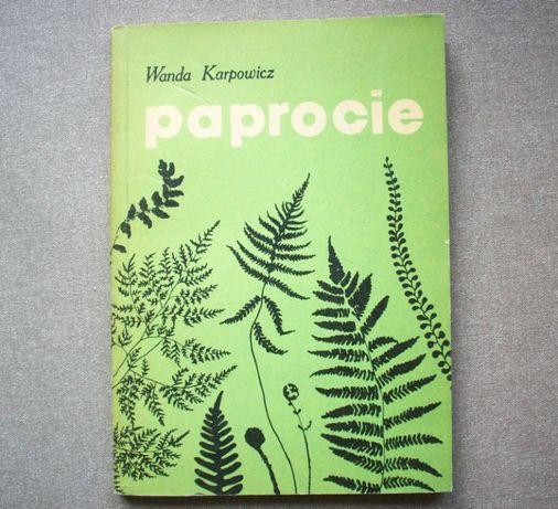 Paprocie, W. Karpowicz, 1972.
