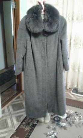 Пальто зимнее 58 размера