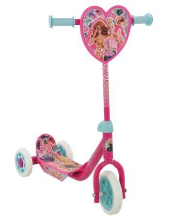 Самокат для дівчинки Barbie