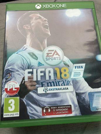 Fifa 18- XBOX ONE