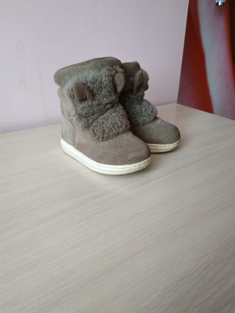 Ботиночки, ботинки зимние