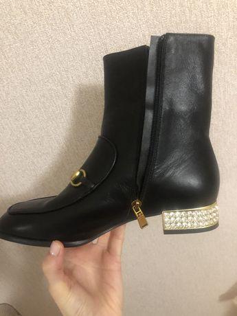 Ботинки Gucci (оригинал)