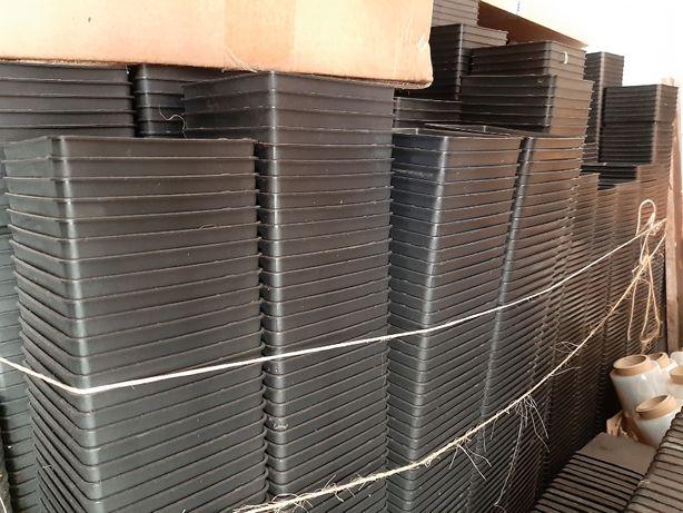Doniczki Produkcyjne 11x11x12 - 1 Litr