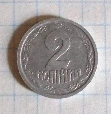 2 копейки 1994 год,Украина