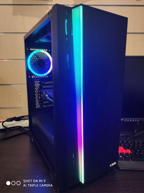 i7, LED Komputer do gier,SSD GTX 1080 8 GB, Win 10, Open Office