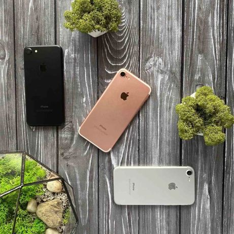 ∎ШАРА∎ iPhone 7 32 128 -20% Black Red Silver Gold Rose АЙФОН 7+ 8 8+ X