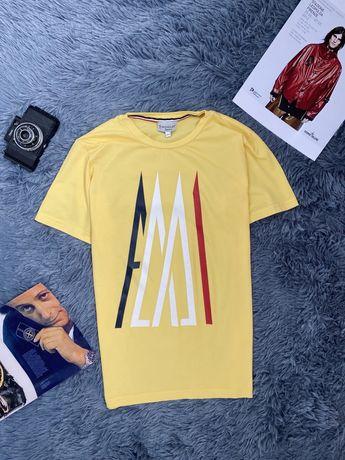 Moncler, футболка Монклер оригинал.