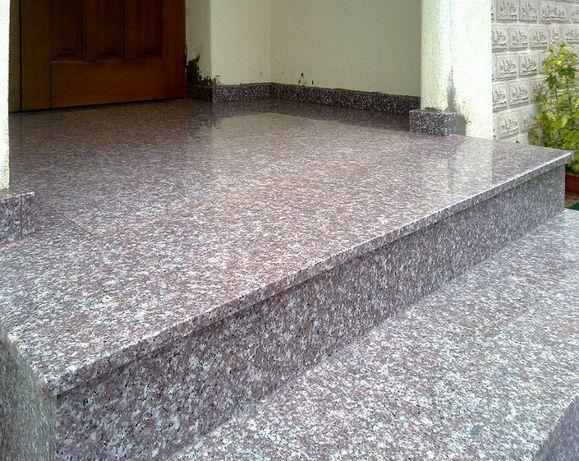 Płytki Granit G664 Królewski Brąz polerowany 60x60x2cm / Kamień