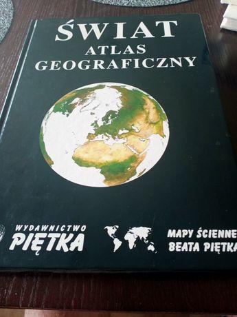 Atlas geograficzny swiata