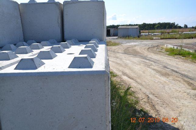 Bloki Betonowe 180x60x60 Klocki B30 /mury oporowe/ zasieki / ściany