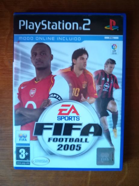 Jogo PS2 - FIFA 2005