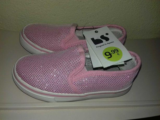 Sapato- Lona NOVAS, 24