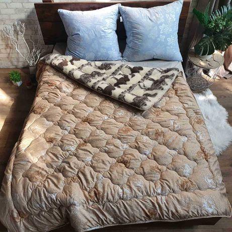 Одеяло Микрофибра верблюд плюс мех
