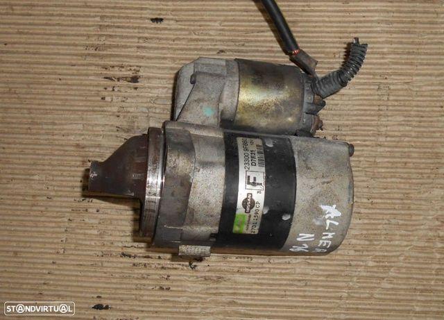 Motor de arranque para Nissan Almera n16 1.5 gasolina (2002) 233009F660