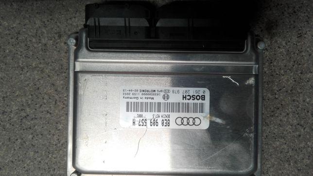 Audi A4 B6 Sterownik komputer silnika 2.0 ALT
