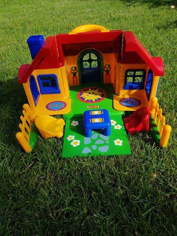 Домик для игрушек Tolo.