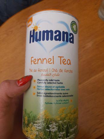 Чай Хумана з фенхелем