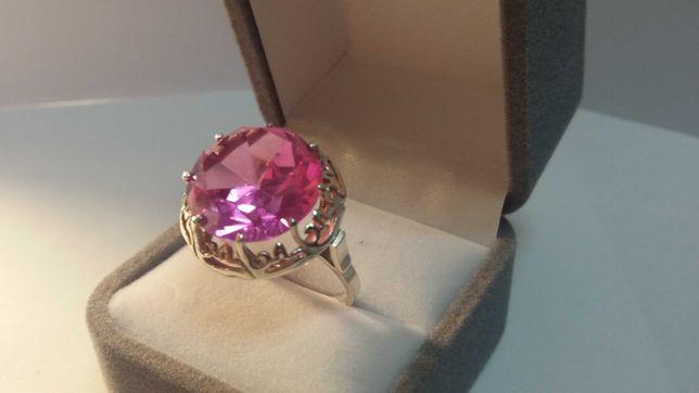 Pierścień z Rubinem Warmet Rarytas