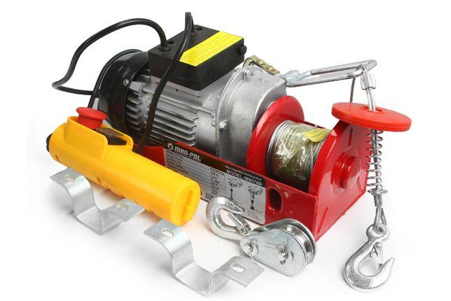 Wyciągarka wciągarka elektryczna linowa YT-150/300 230V MARPOL