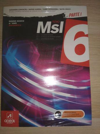 Novo MSI 6 + Cientíc 6