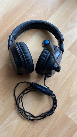 Słuchawki SADES R5 słuchawki gamingowe z mikrofonem.