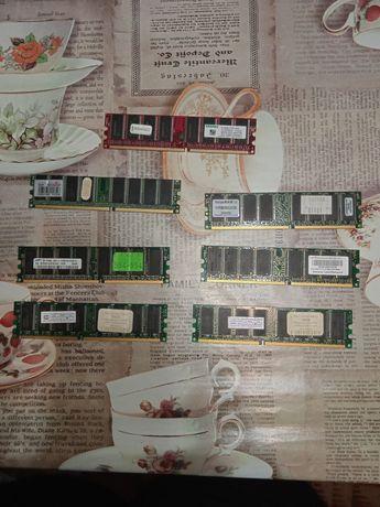 Продам оперативную память ддр1 на 512мб 50₽ возможен торг