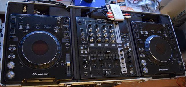 Mixer DJM-750 tylko