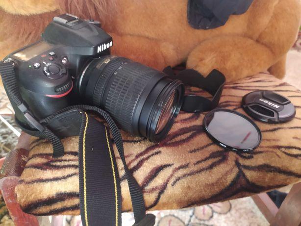 Nikon d7100 18-105сумка и стекло 2500 кадров