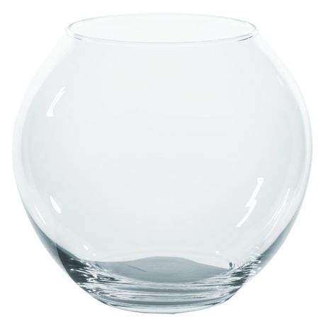 Akwarium kula DIVERSA Fishbowl 13,5 L. duża wazon NOWA