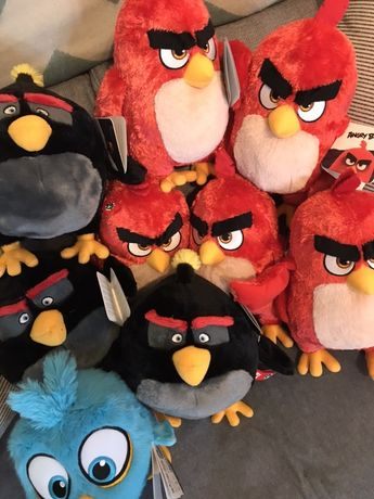 Peluches Angry Birds 2