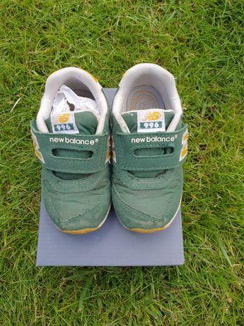 Buty dziecięce New Balance FS996TGI r.23.5