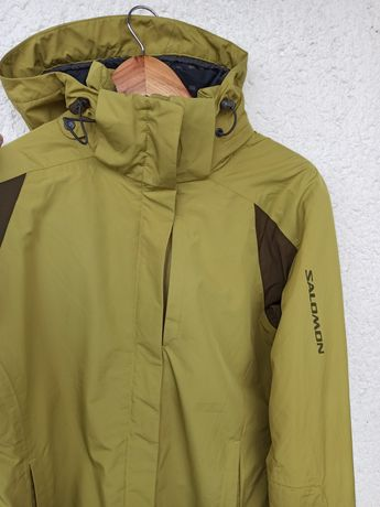 Куртка Salomon clima pro s трекинг турист лыжная outdoor
