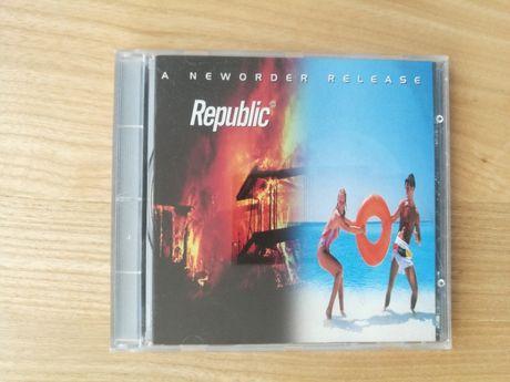 Neworder New Order Republic płyta CD 1993